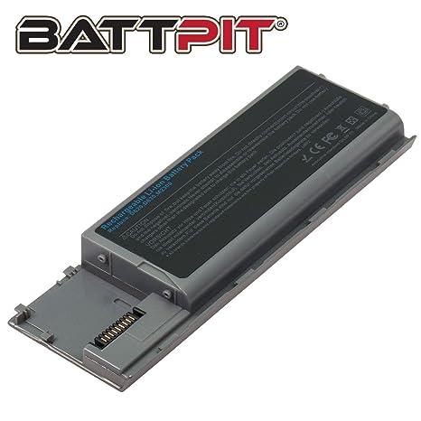 Battpit Recambio de Bateria para Ordenador Portátil Dell PC764 (4400mah / 48wh)