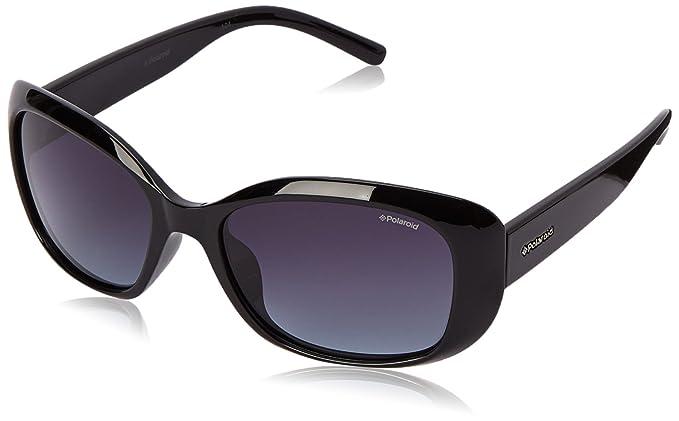 79b58f87f0 Amazon.com  Polaroid Sunglasses Women s Pld1009s Oval