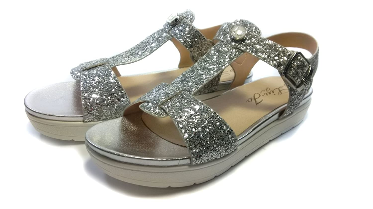 Liu Jo Sandale Glitter-Made in Italy MainApps 6238Y