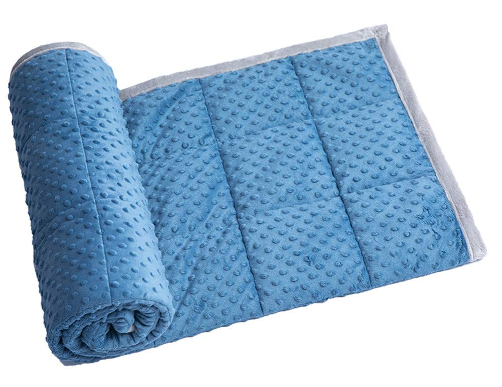 Young Life Schwere Decke Kinder 5.4 kg 122 * 183cm Weighted Blanket Therapie Decke Kinder ZLT-BG122-1