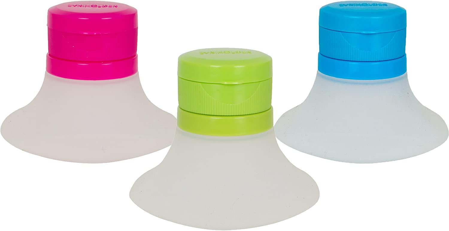Evriholder Dressing 2 Go, 3 PACK, Colors may vary, 3