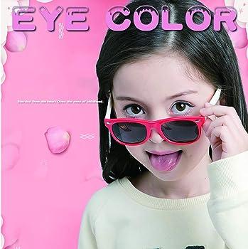 Amazon.com: Gafas de sol polarizadas de silicona suave para ...