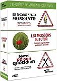 Trois enquêtes de Marie-Monique Robin - Notre poison quotidien + Le monde selon Monsanto + Les moissons du futur