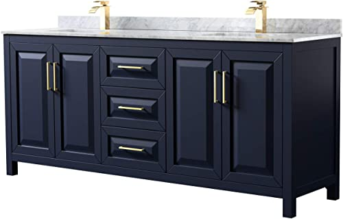 Daria 80 Inch Double Bathroom Vanity