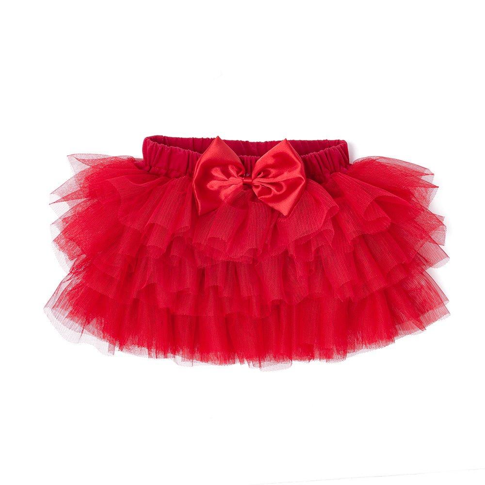 D YukeBaby Summer Pettiskirt//6 Layered Baby Tutu Skirts for Girls//Handmade Lace Skirt Three Styles 0-2 Years Old