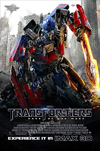 Posters USA - Transformers Dark of the Moon Movie Poster Glossy Finish