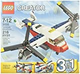 LEGO Creator Twinblade Adventures Toy for Kids (216pcs) Figures Building Block Toys