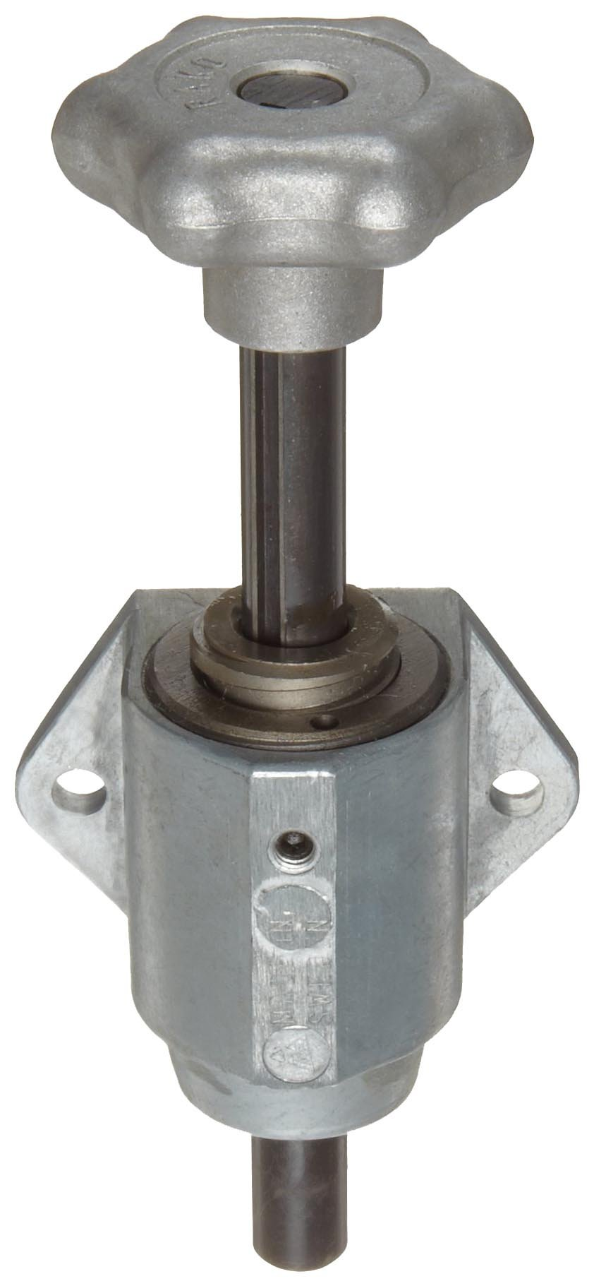 DE-STA-CO FO-122/45 Variable Stroke Straight Line Action Plunger Clamp
