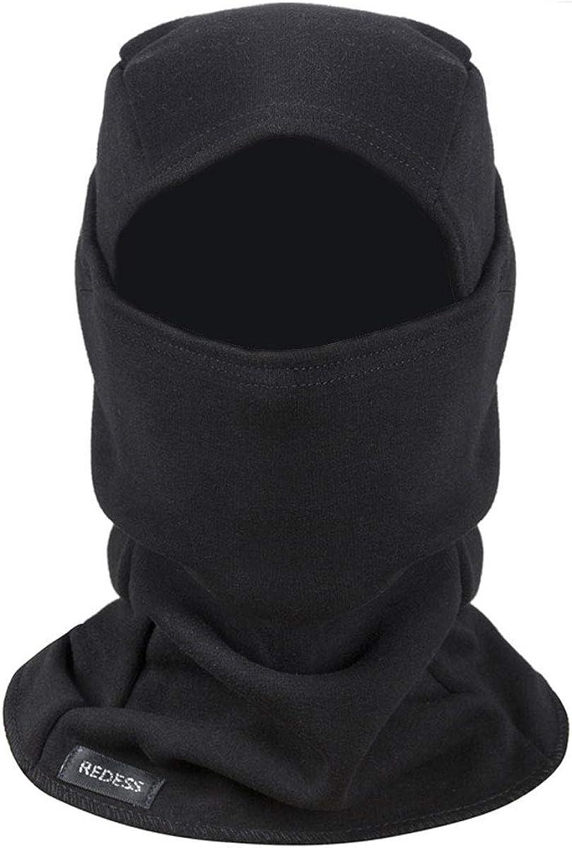 Redess羊毛巴拉克拉法帽