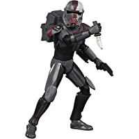 """Star Wars - The Black Series - The Bad Batch - 6"""" Hunter - Star Wars: The Clone Wars - Scale Collectible Action Figures…"""