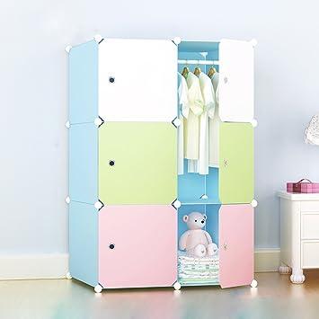 Lewie-Wardrobe Kinderschlafzimmerschrank Montage Einfache ...