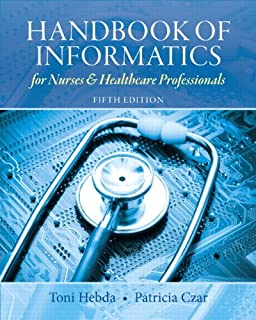 Handbook of Informatics for Nurses & Healthcare Professionals