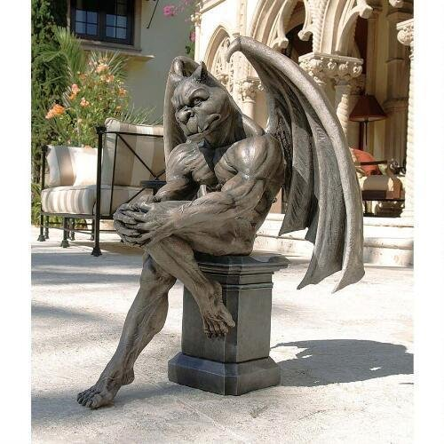 Thinker Gnome (Socrates The Thinker Statue Design Socrates Thinker)