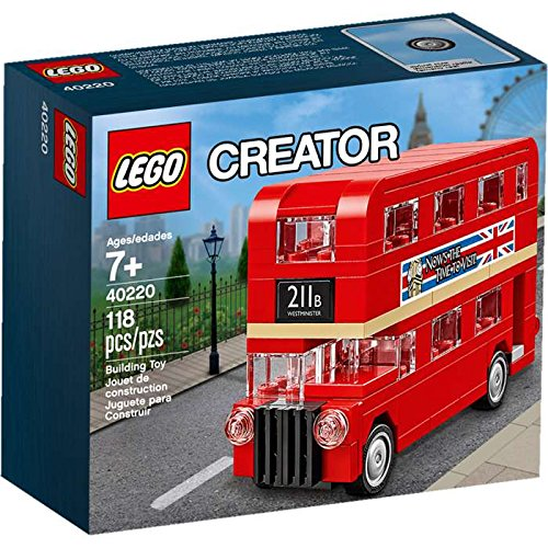 LEGO Creator London Bus (40220) Speed Build