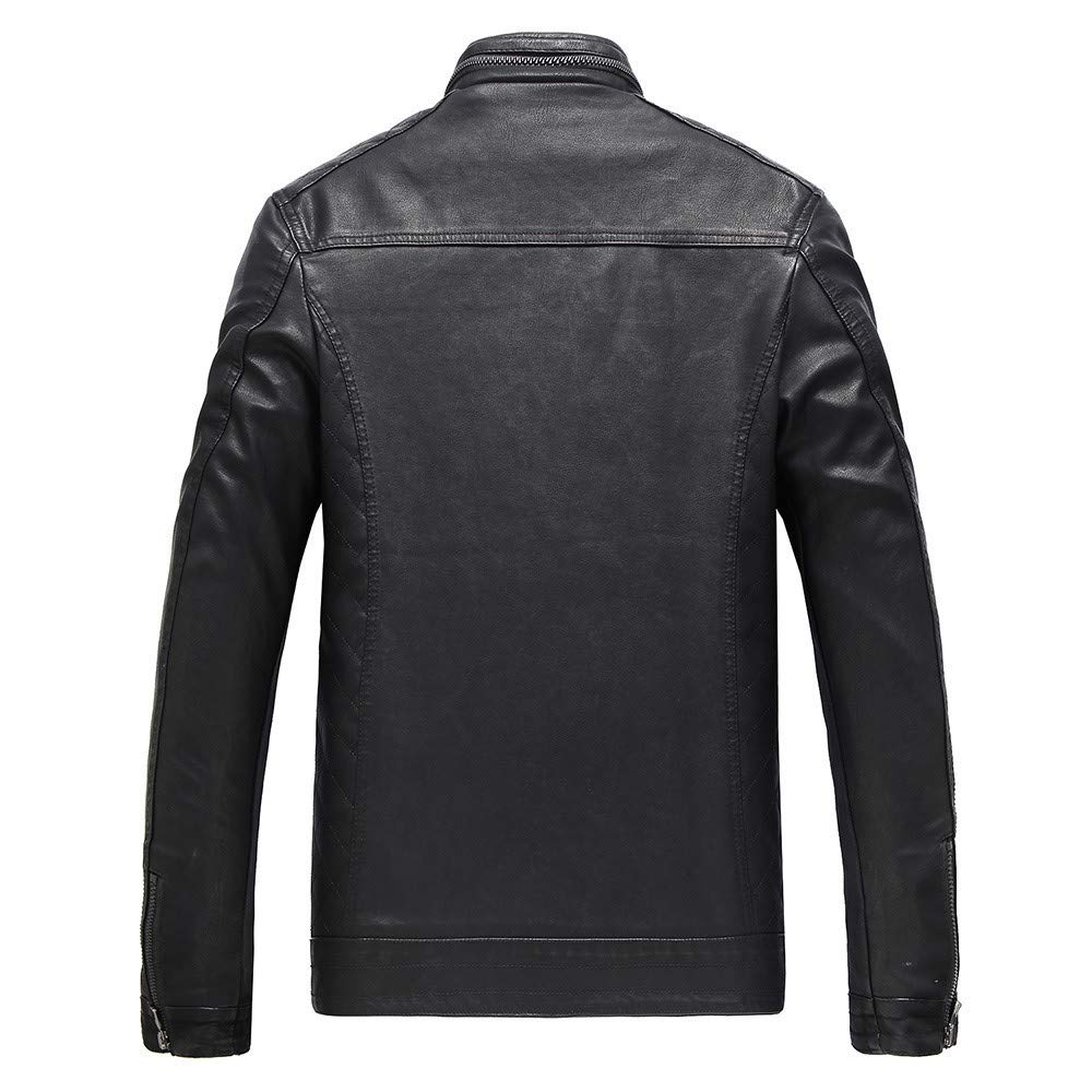 JiaMeng Sudadera Hombre Chaqueta De La Caliente Delgada del Otoño Invierno Blusa Engrosamiento Abrigo Outwear Top Blus: Amazon.es: Ropa y accesorios