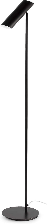 Faro Barcelona 29884 - LINK LámparaSobremesas y lámparas de pie, acero, color negro