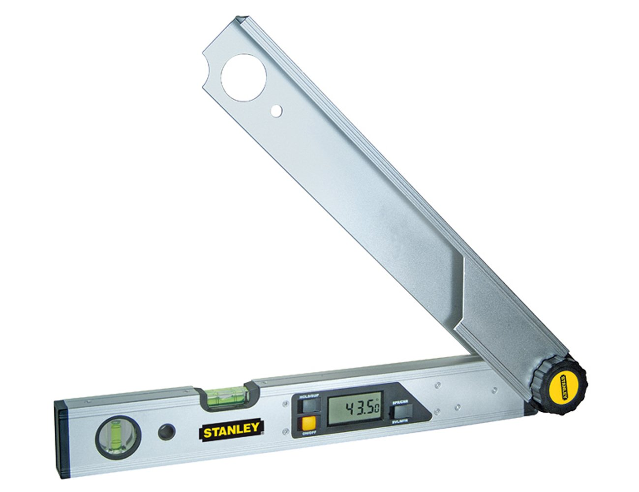 Stanley 0-42-087 Digital Angle Level, Silver