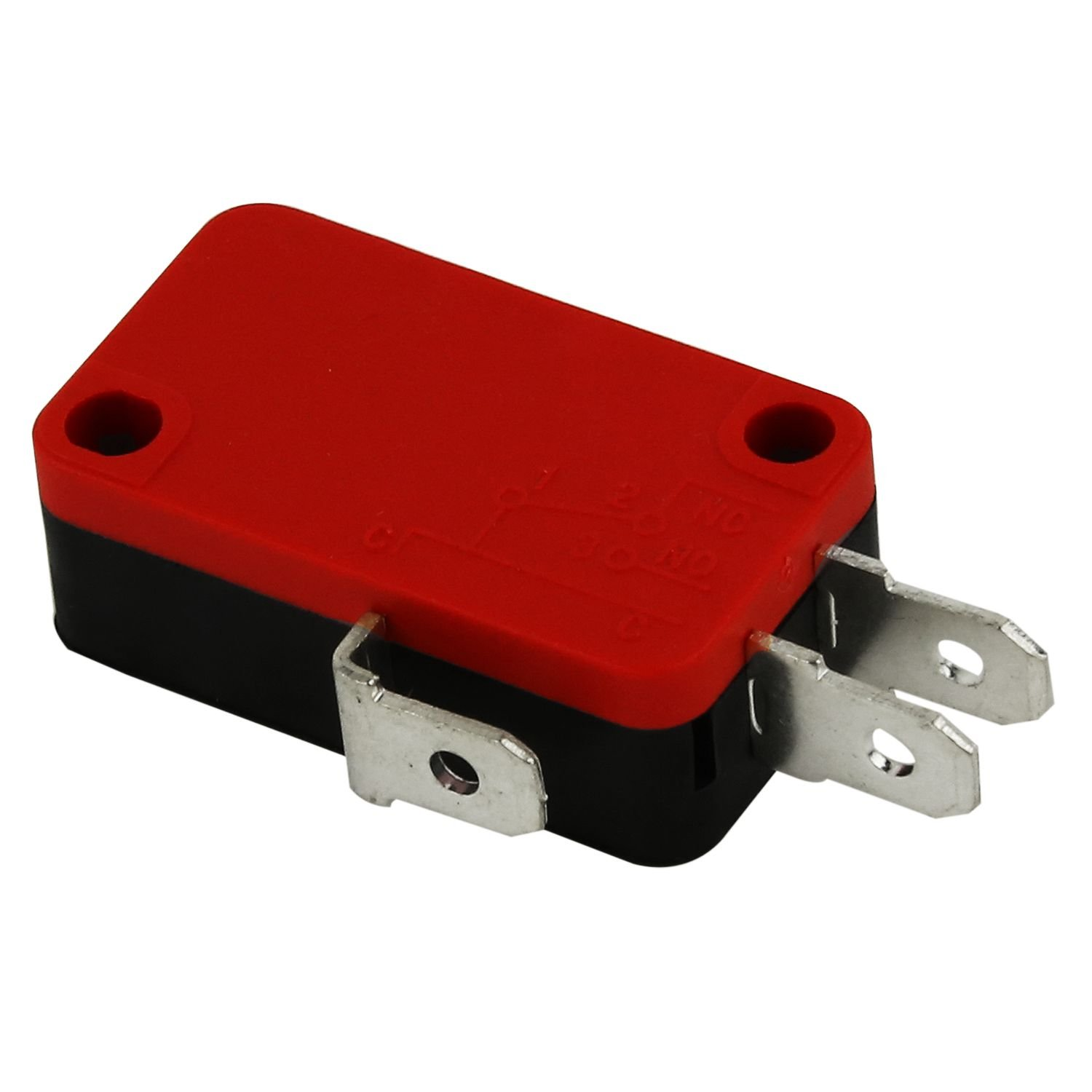 SODIAL(R) Mini V-15-1C25 Automation SPDT Pin Button Micro Switch