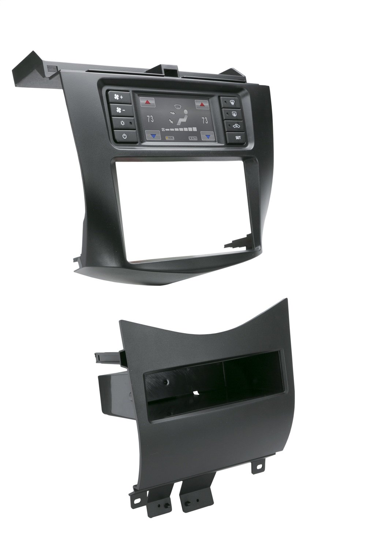 Scosche Ha1721b 2003 07 Honda Accord Integrated Dodge Wiring Harness Touchscreen Control Solution Automotive