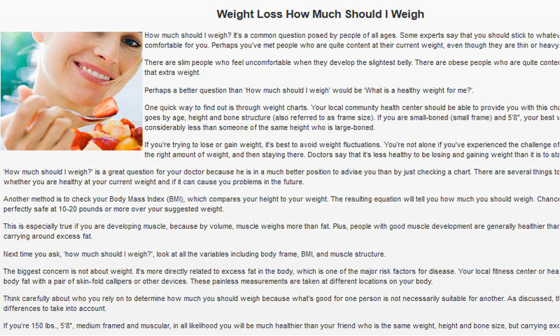 Amazon com: Weight Loss Fast Secret: Appstore for Android