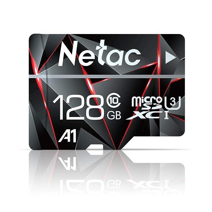 Amazon.com: Netac - Tarjeta de memoria micro SD para Cemera ...
