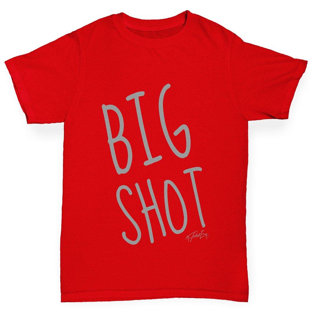 Twisted Envy Girls Novelty Tees Big Shot 1975 Shirts