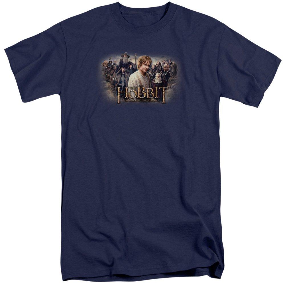 MMM Merchandising The Hobbit Mens Hobbit Rally Tall T-Shirt
