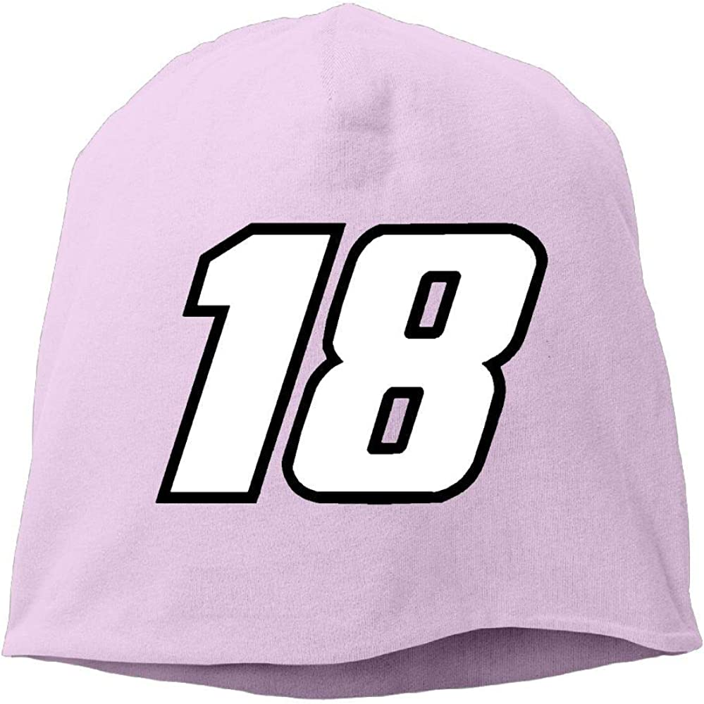 Janeither Headscarf 18 Numbers Hip-Hop Knitted Hat for Mens Womens Fashion Beanie Cap