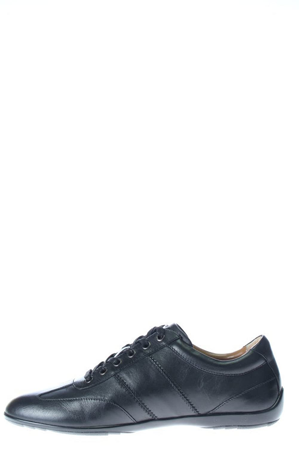 sports shoes 4bad9 f78fe Emporio Armani Armani Jeans 06534t4 Uomo Sneakers, Nero (nero), 40   Amazon.it  Scarpe e borse