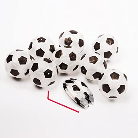 Los niños ocio al aire libre Jugar educativa actividad plusballs TM – balones de fútbol Play Pack: Amazon.es: Deportes y aire libre