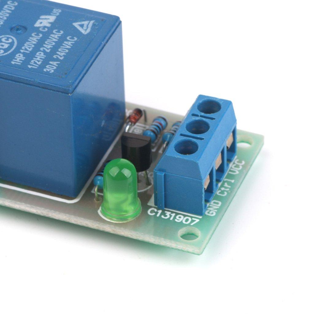 5-12V 30A Hohe Energie Eingang Relais/ Modul Optokoppler Isolation