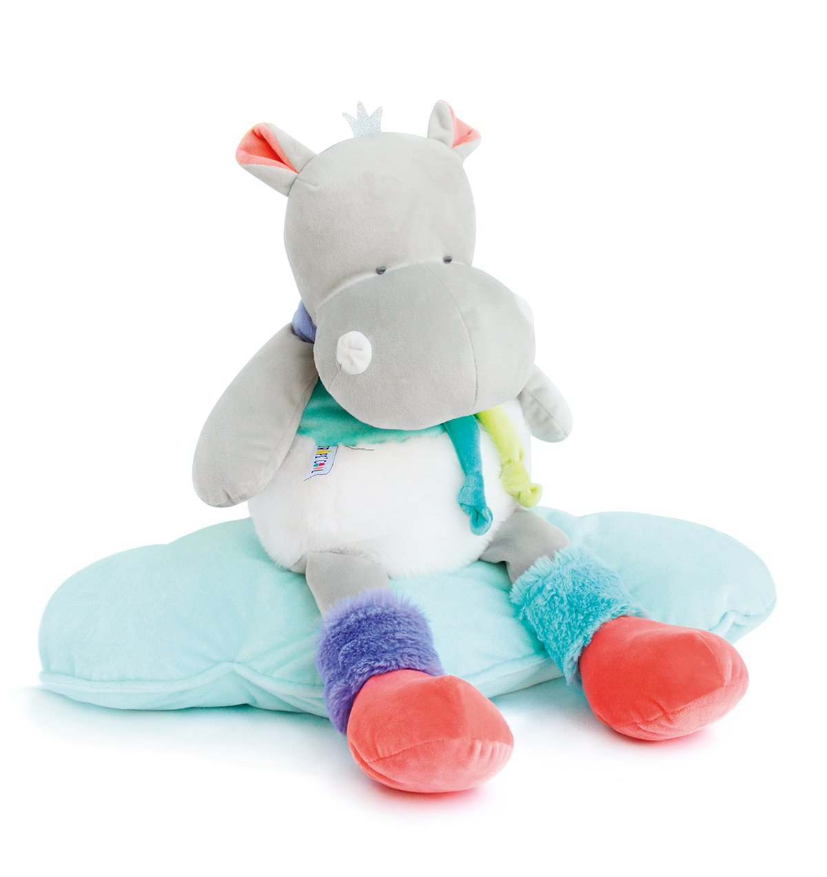 Doudou et Compagnie peluche Hippo 55 cm: Amazon.es: Bebé