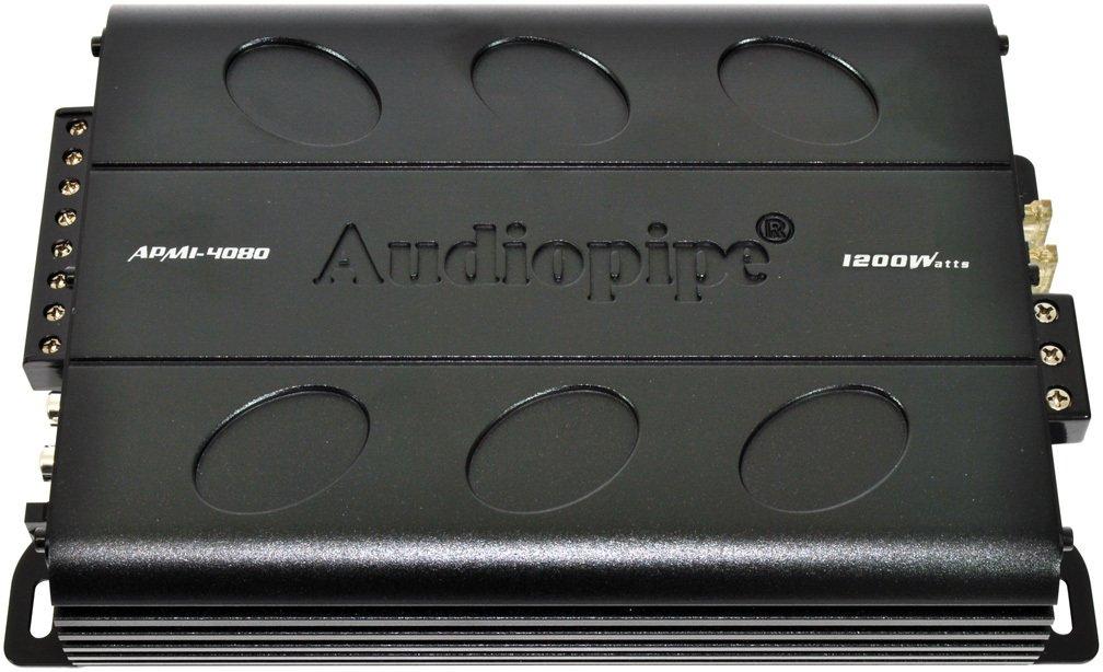 Audiopipe APMI4080 4CH 1200W Amplifier