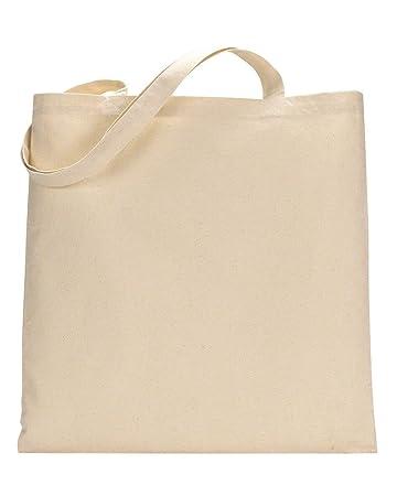 Amazon.com  Set of 12 Wholesale Cotton Tote Bags 100% Cotton Reusable Tote  Bags 1 Dozen  Kitchen   Dining 5c78a46f60a1