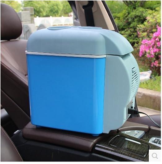 Compra SL&BX Nevera Coche, Mini Coche pequeño congelador ...