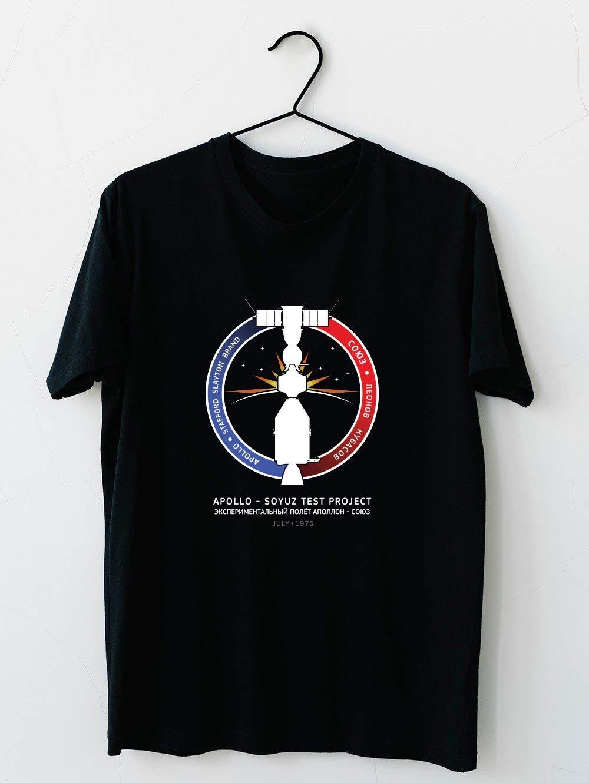 Apollo Soyuz Test Project 21 T Shirt For Unisex