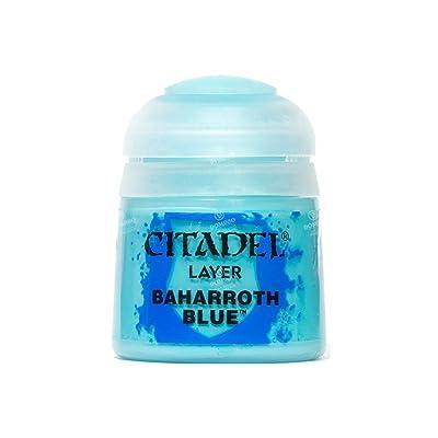 Citadel Paint, Layer: Baharroth Blue: Home Improvement