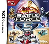HOT WHEELS BATTLE FORCE 5 - USA Game Card for Nintendo DS Video Game