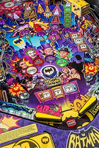 Stern Pinball Batman '66 Premium Arcade Pinball Machine