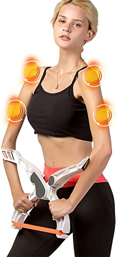 Scarmat Workout Equipment for Home Workouts Arm Machine System Excerise with 3...