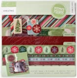 Colorbok Christmas 12x12 Scrapbook Page Kit