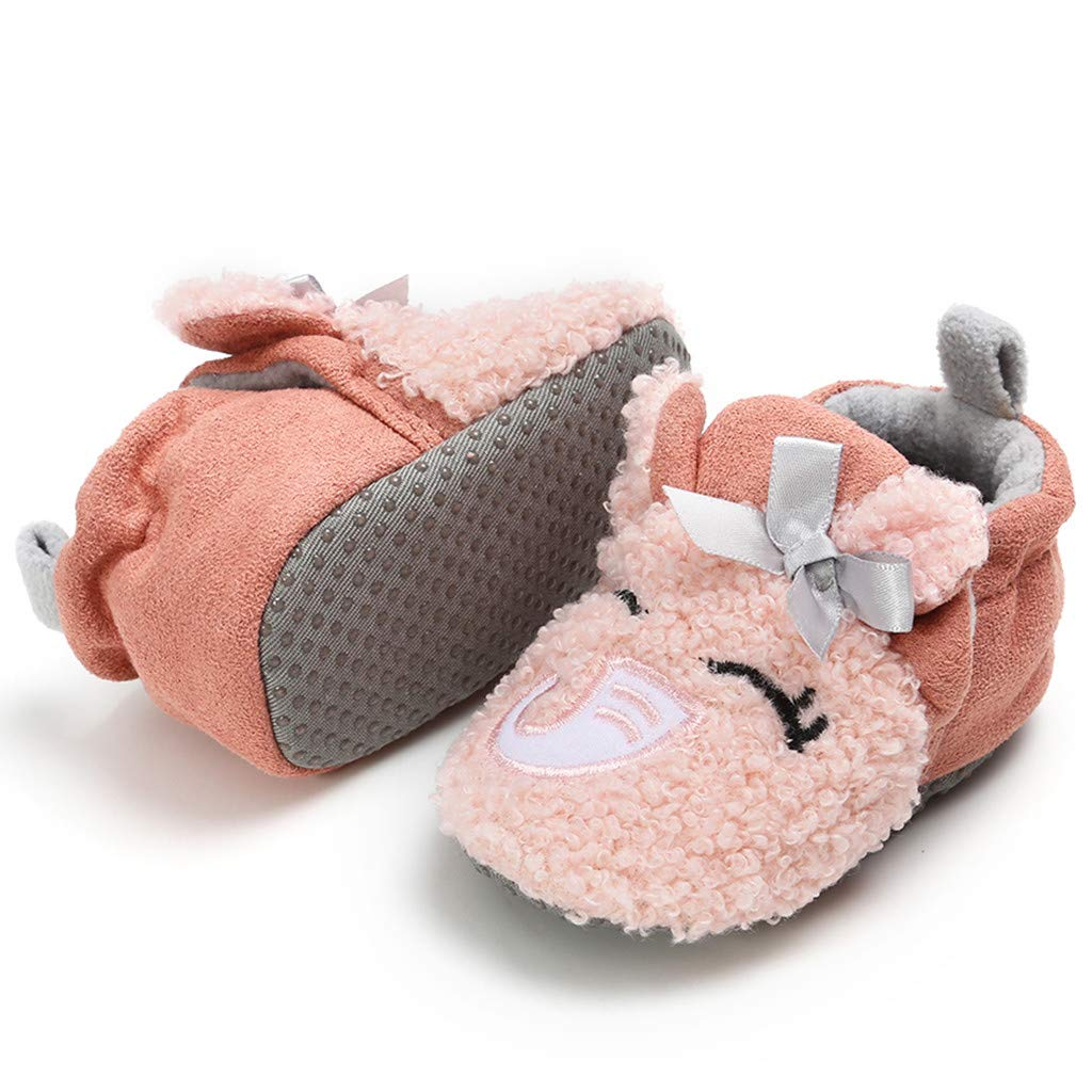 Animal Patern Baby Girl Boys Toddler Shoes Mixed Colors Fashion First Walkers Kid Shoes