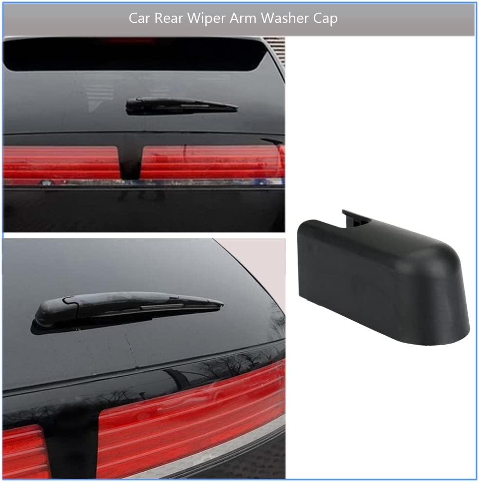 AUTOBOO For Ford Edge Lincoln MKX Wiper Arm Cap Cover 2007-2014 Rear Hatch Window Wiper Arm Cover 7T4Z-17C526-B