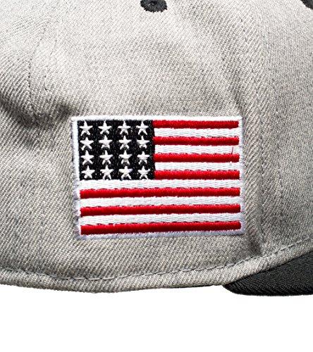 New Era Ny Yankees Snapback Cap Jj Exclusive Grey 0
