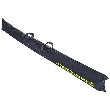 compra especial artesanía exquisita diversificado en envases Funda con esquís Fischer Skicase Eco XC Junior 1 P , negro ...