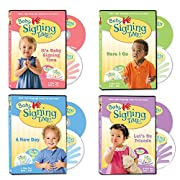 Baby Signing Time DVD Collection
