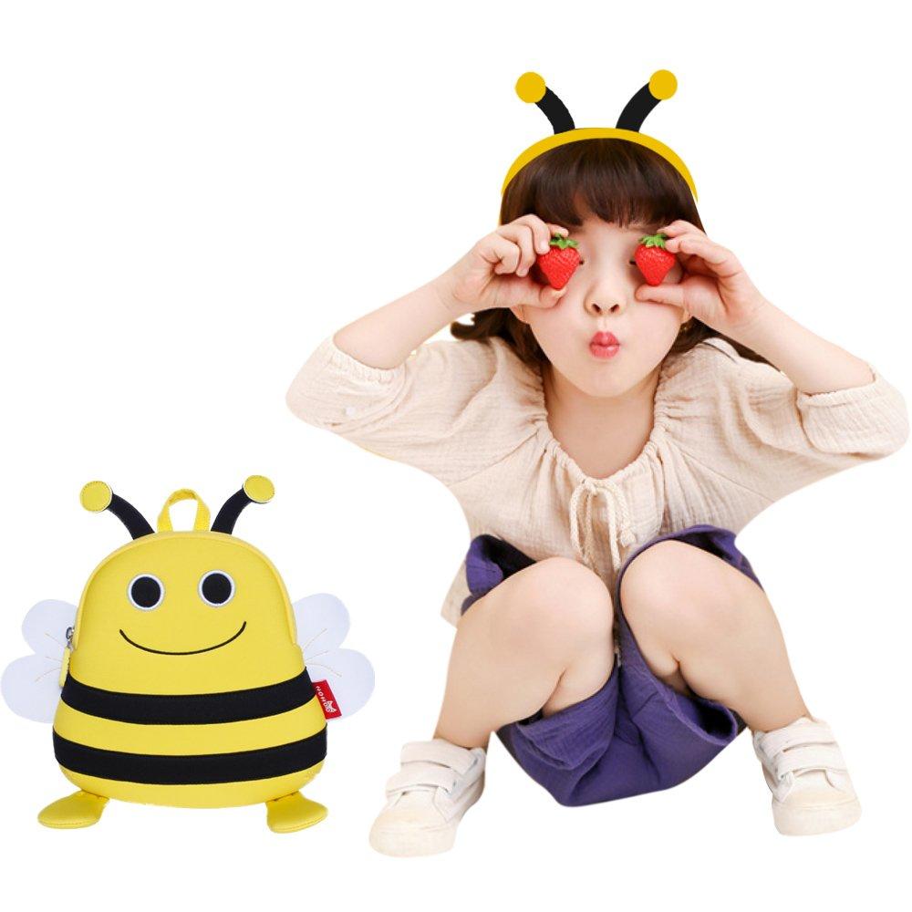 Nohoo 3D Abeja Mochila Infantil