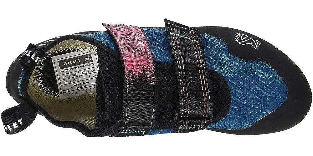 Millet LD Easy Up Zapatos de Escalada, Mujer, Azul (Pool ...