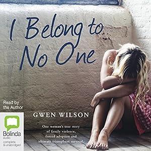 I Belong to No One Audiobook
