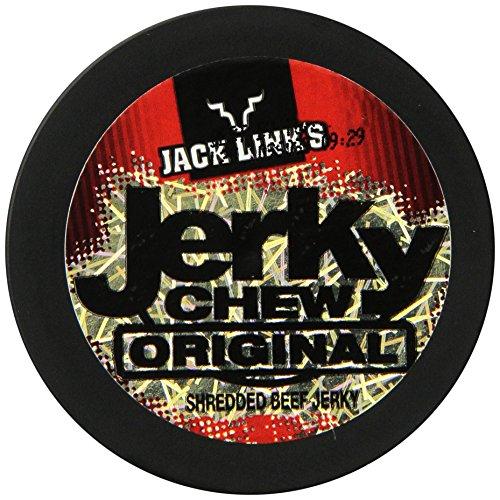 UPC 017082002457, Jack Link's Jerky Chew, Original Flavor, 0.32-Ounce (Pack of 24)